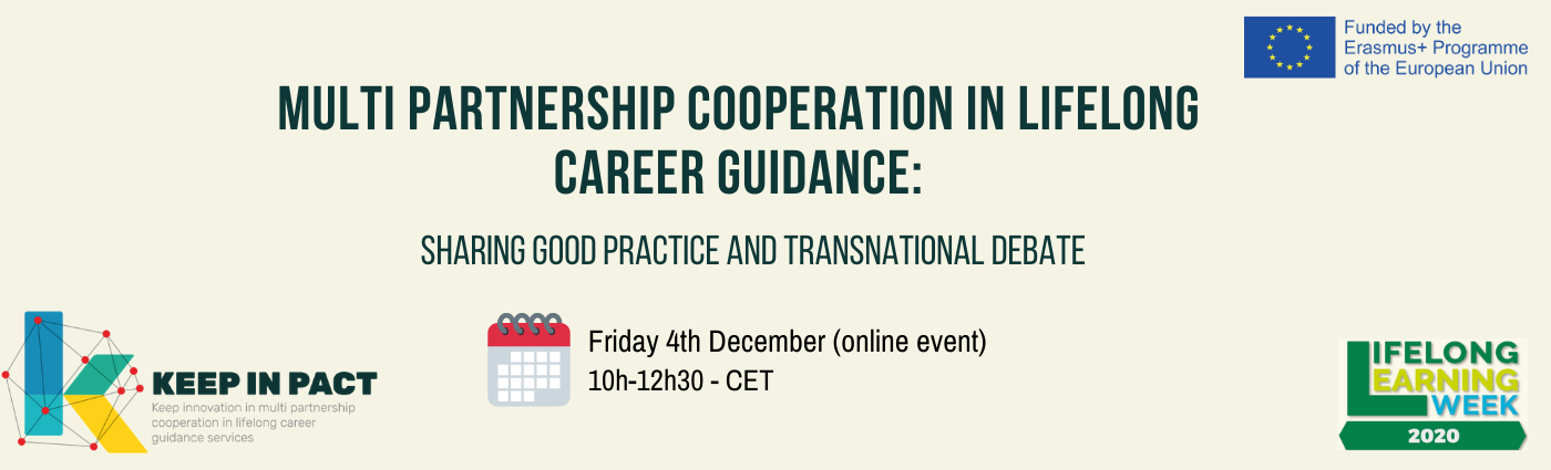 MULTI PARTNERSHIP COOPERATION IN LIFELONG CAREER GUIDANCE
